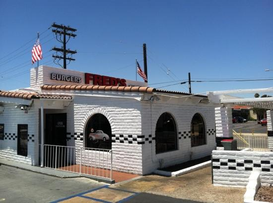 Fred S Old Fashioned Hamburgers Closed
