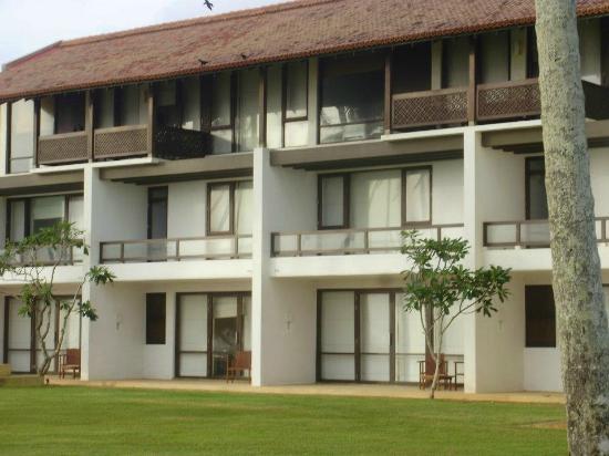 Vendol Resort - Wadduwa: Part of the hotel