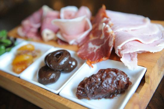 Leamington Spa, UK: Charcuterie board