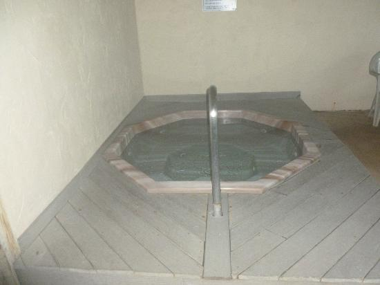 Mackinaw Beach and Bay - Inn & Suites: Hot Tub