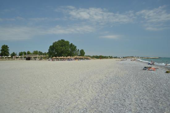 Hotel Dion Palace Resort: beach