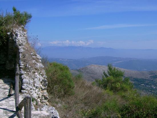 Santuario Di Monte Castello Picture Of Castel Morrone