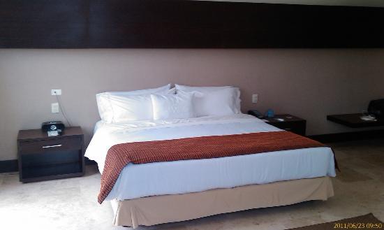 Sonesta Hotel Barranquilla: Nice bed