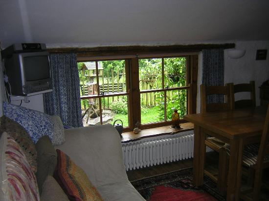 Hartsop, UK: Sitting room