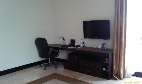 Sonesta Hotel Barranquilla: Desk