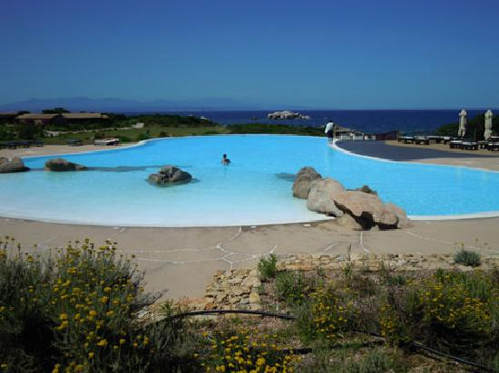 Resort Valle Dell'Erica Thalasso & Spa : piscina pnoramica