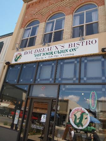 Boudreaux's Bistro Cajun Restaurant: Boudreuaux's Bistro Cajun Restaurant