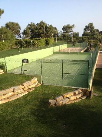 ClubHotel Riu Guarana: Tennis