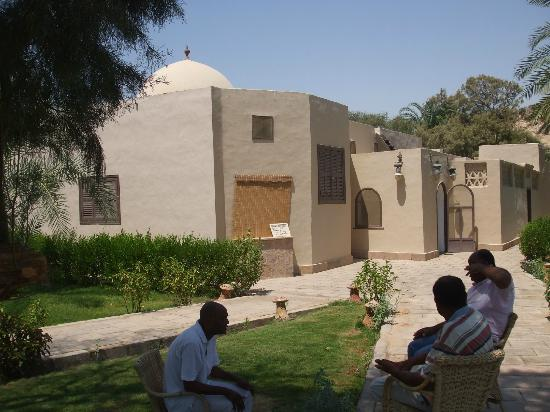 Iberotel Luxor : Howard Carters house
