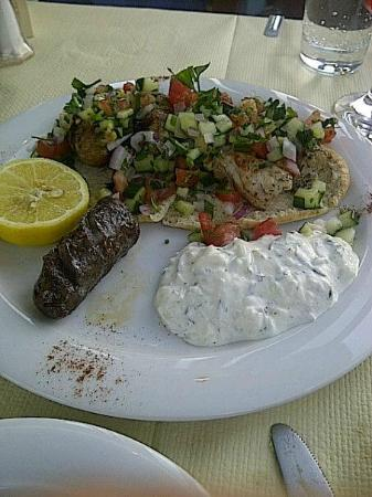 Kyprida Restaurant: course six