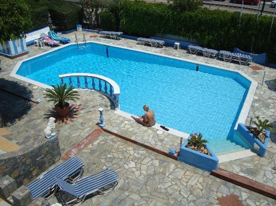Hotel Villa Anna: room view