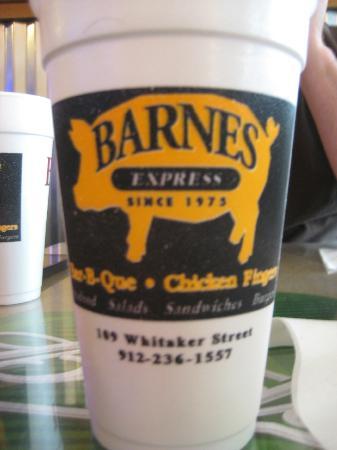 Barnes Express