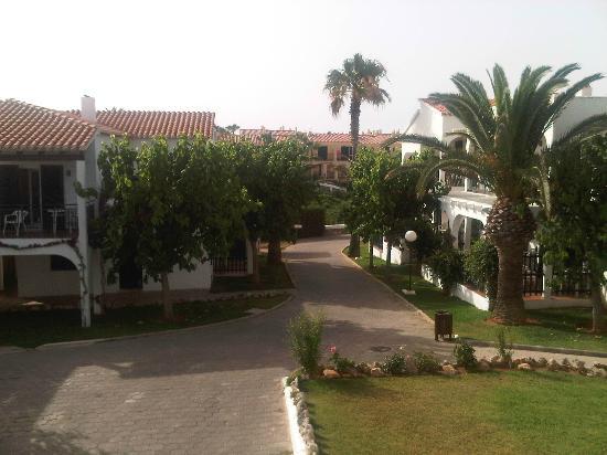 Apartamentos Roc Oasis Park: view from living room