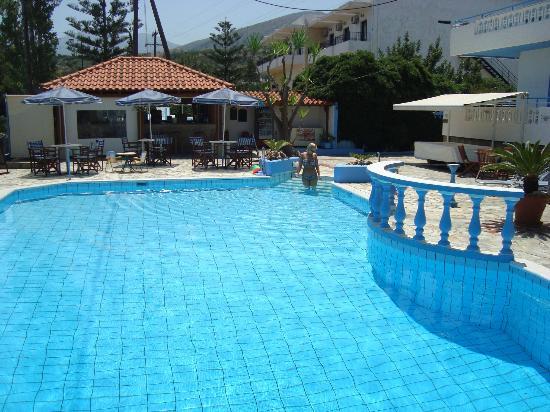 Hotel Villa Anna: villa anna pool