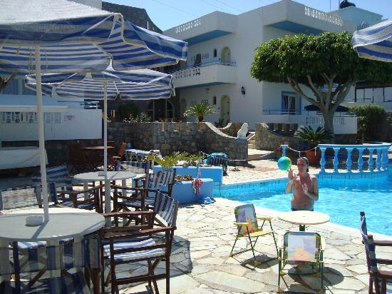 Hotel Villa Anna: pool bar