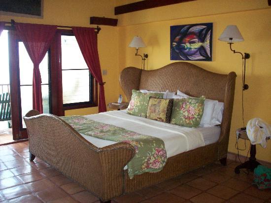 Robert's Grove Beach Resort: Gorgeous rooms