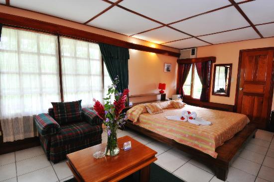 Hotel Mar de Luz: Standard room