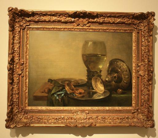 Museo de Frans Hals: Een stilleven gemaakt door derden