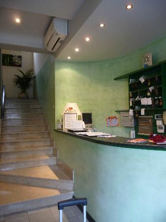 Hotel Vittoria: Lobby