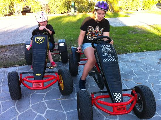 NRMA Treasure Island Holiday Resort: Kids having a good time