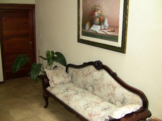 Hostal Casa Lloret: Coin lecture