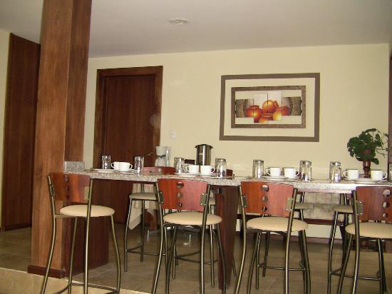 Hostal Casa Lloret: Salle à manger