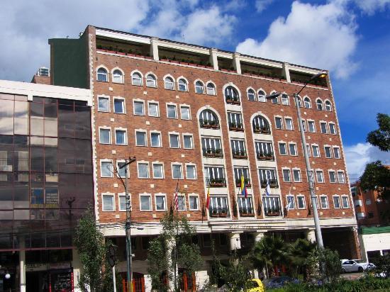 Hotel Dann Carlton Bogota: Exterior