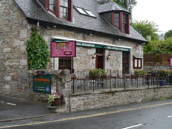 Fern Cottage Restaurant: fern cottage