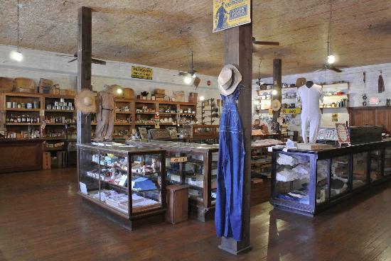 Inside the Tupper Museum