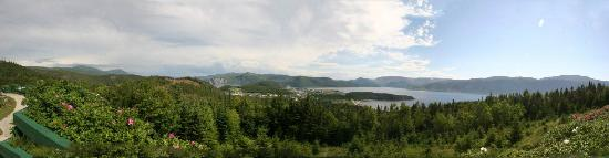 Gros Morne Suites: Bonne Bay from Norris Point