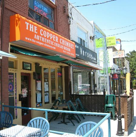 Photo of Indian Restaurant The Copper Chimney at 2050 Avenue Rd, Toronto M5M 4A6, Canada