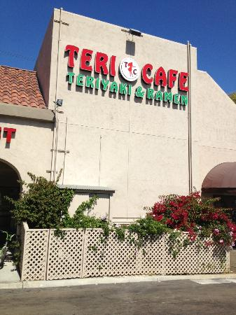 Teri Cafe Menu Plaza Dr