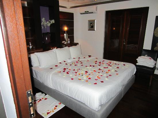 Baoase Luxury Resort: Master bedroom