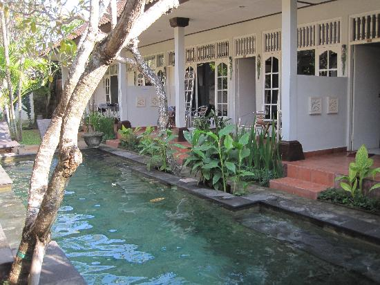 Little Pond Homestay: Rooms & Pool