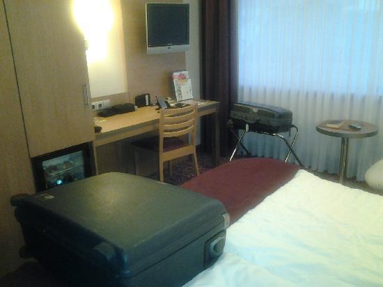 Favored Hotel Scala: Best Western Scala ~ Room 74 1