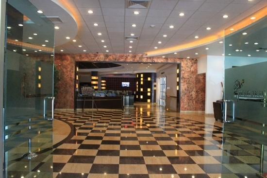 فندق تيكون: Enter... 
