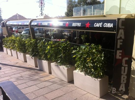 Cafe Cuba: Cafe' Cuba Lanca