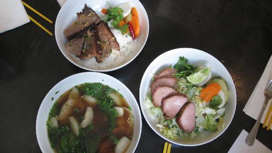 Tot Restaurant: Tot's incredible Brisket and BBQ Pork
