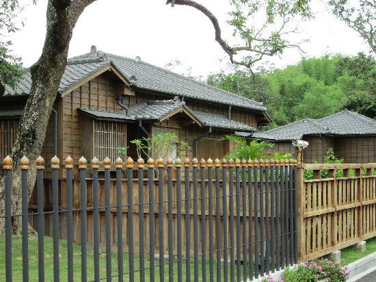 Hatta Yoichi Memorial Park : 復元された技師居宅