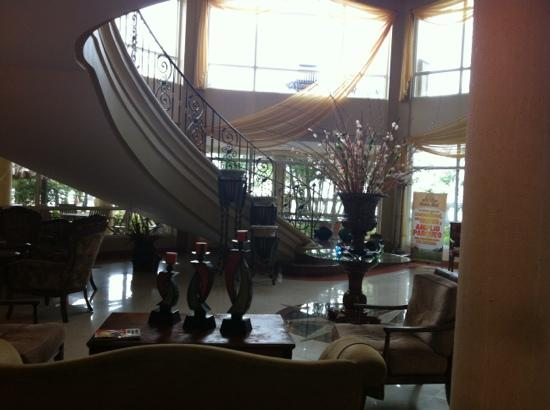Quinta Real Hotel and Convention Center: Lobby