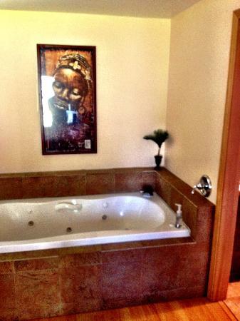 Islander Inn: Room