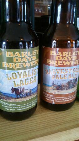 Primitive Cuisine: Local Beer
