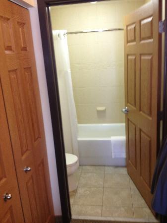 Staybridge Suites: Bathroom