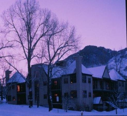 Hotel Lenado: Lenado Exterior Winter
