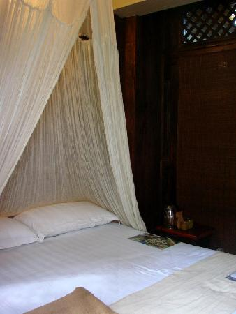 The Laughing Lotus Inn: and small but lovely bedrooms