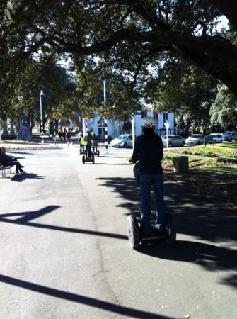 MagicBroomstick (Segway) Tours: A Segway to a great holiday! 