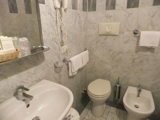 Relais Uffizi: バスルーム