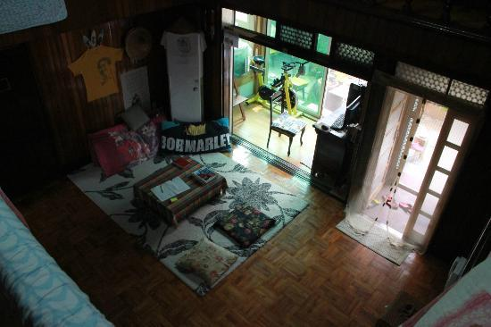 Homo nomad Guesthouse: 大廳