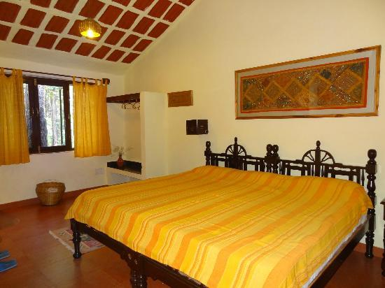 Kanha Jungle Lodge: The newly constructed rooms