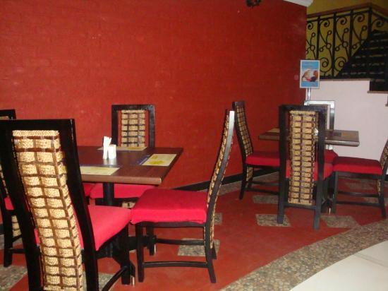 The Richmond, Puducherry : Restaurant